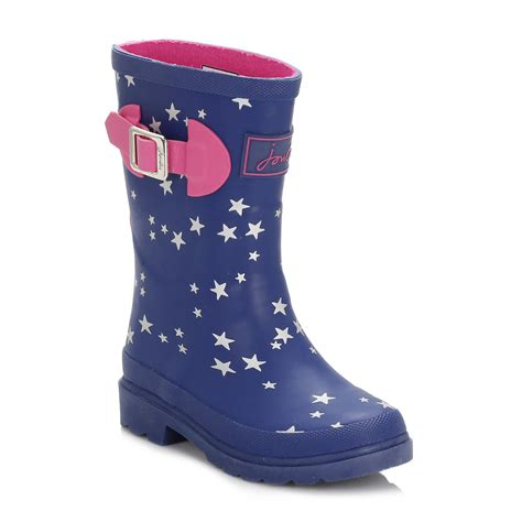toddler rubber boots joules toddler navy blue wellington boots pull on
