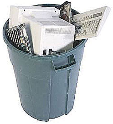 Make Electronic Trash Into Something New by Used Electronic Equipment Nys Dept Of Environmental
