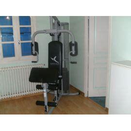 appareil de musculation domyos hg 60 2 achat et vente