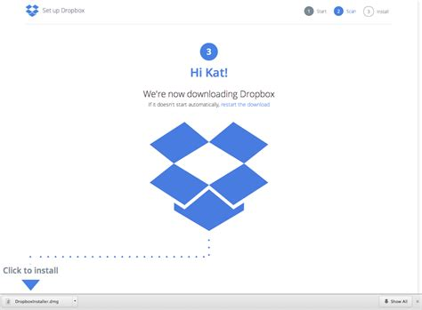 dropbox installer the tech behind dropbox s new user experience on mobile