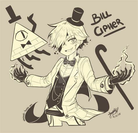 bill cipher anime ask the pines family google