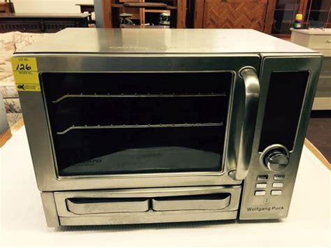 Wolfgang Puck Toaster 126 Kitchen Appliance 4 Wolfgang Puck Toaster Oven 1