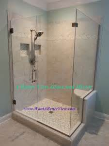 glass panel shower door glass table tops wall mirrors frameless shower glass