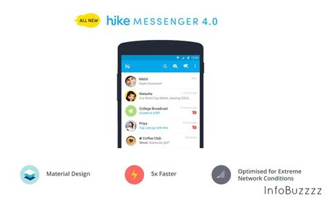 new themes in hike hike s new update brings chat search new themes and more
