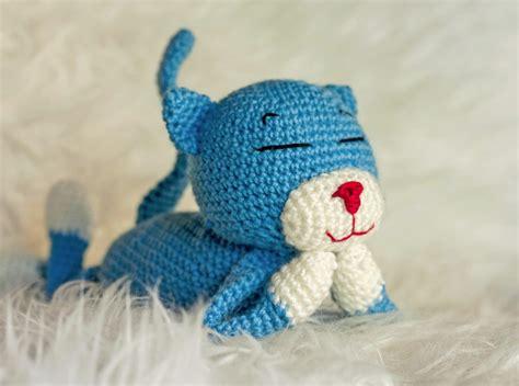 pattern cat crochet the dapper toad crochet kitty free pattern link