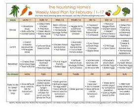 bi weekly meal planner template bi weekly meal plan for february 4 17 the better