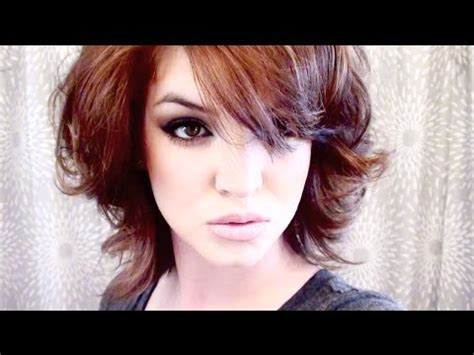 rinna tutorial for hair part 1 of 2 how to cut and style your hair like lisa