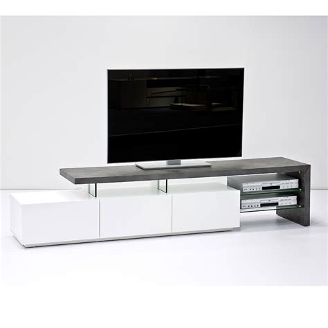 porta tv moderno design porta tv moderno elegante bergamo mobile soggiorno bianco