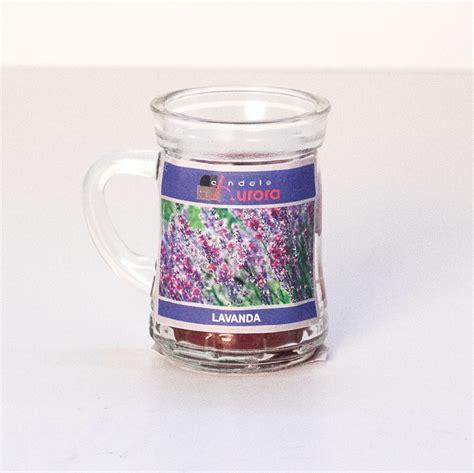 candele solidali candele in tazza di vetro bomboniere matrimonio