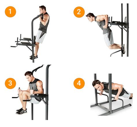marcy power tower review home exercises