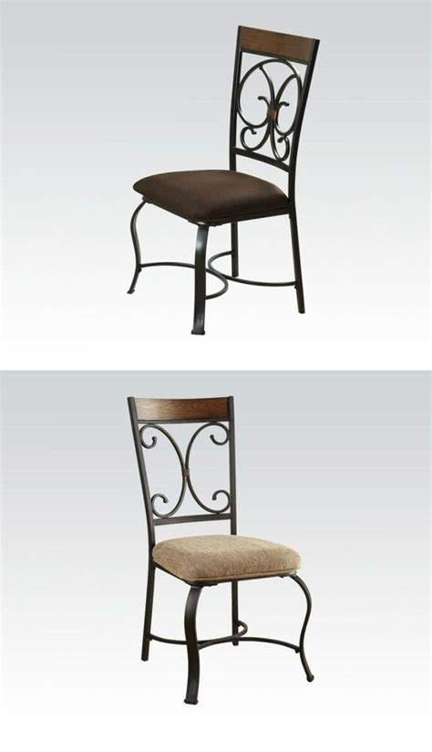 seat pads dining room chairs kitchen dining room contemporary dining chairs in 2 colors
