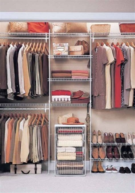 Wire Closet Racks by Diy Wire Rack Ideas Organize