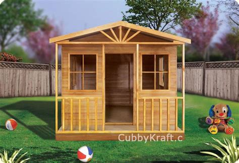 Club House Cubby House Kids Playground Equipment By Cubbykraft