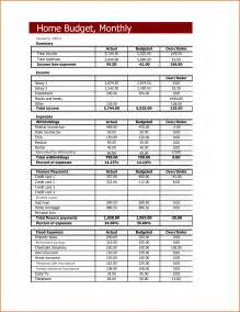 sample monthly budgetmemo templates word memo templates word