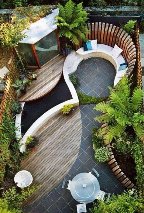 Idee Amenagement Petit Jardin by 1001 Id 233 Es Pour Am 233 Nager Un Petit Jardin Des Photos