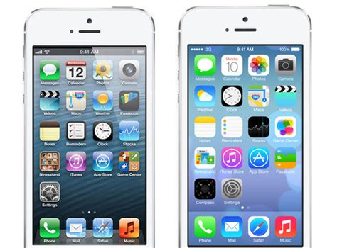 design apple ios new apple look doesn t fully embrace flat design designmodo