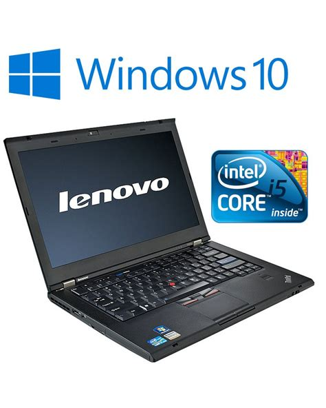 Laptop Lenovo Notebook refurbished lenovo thinkpad t420 laptop 4gb i5 with