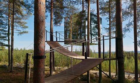 treehotel sweden per una full immersion nella natura in treehotel sweden per una immersion 28 images treehotel