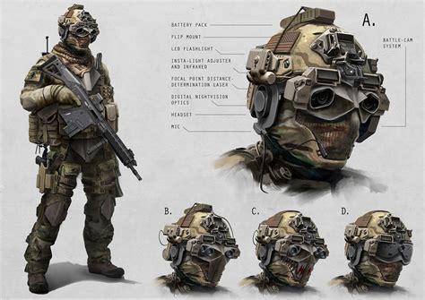 special forces combat gear talos suit caraballoe