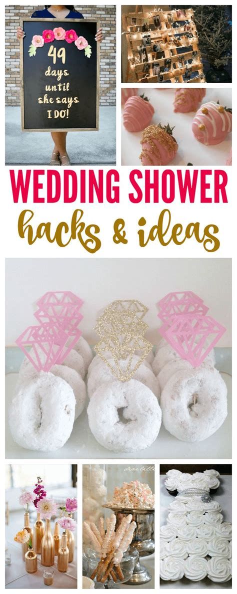 Wedding Shower Ideas by 25 Best Ideas About Bridal Showers On
