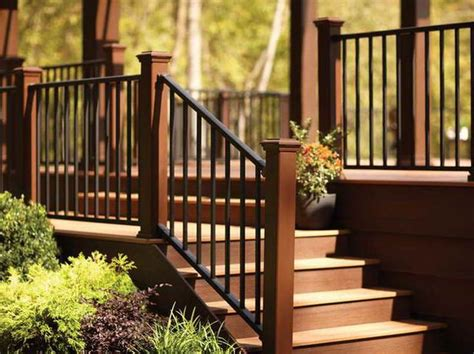 outdoor banister railing 25 best ideas about outdoor stair railing on pinterest outdoor deck lighting stair