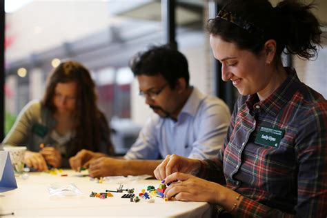 Time Mba Student Class Load by Green Where Mbas Use Toys To Creatively