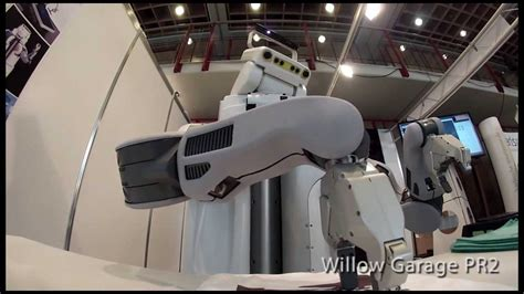 7 Awesome Robot Personalities by Awesome Robots From Icra 2013