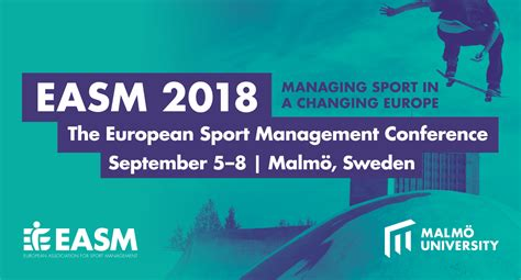 European Mba Sports Management by Malm 246 The 26th Easm Conference Easm European