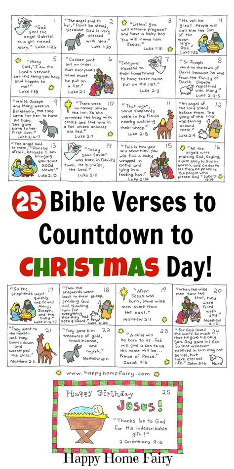 printable scripture verses for advent calendar bible verse advent countdown for kids free printable