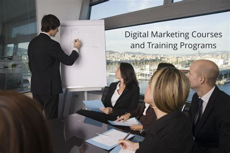 Courses On Marketing by Top 7 Digital Marketing Courses And Programs In India