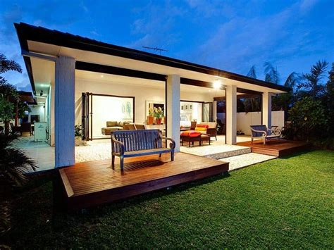 Backyard Entertainment Ideas Australia Outdoor Living Design With Deck From A Real Australian