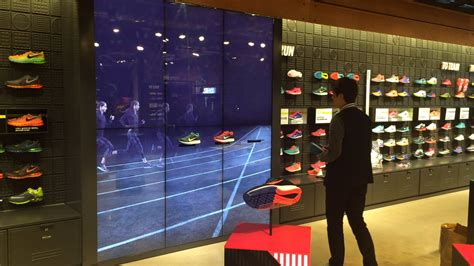 digital stores nike flagship store digital media 2014