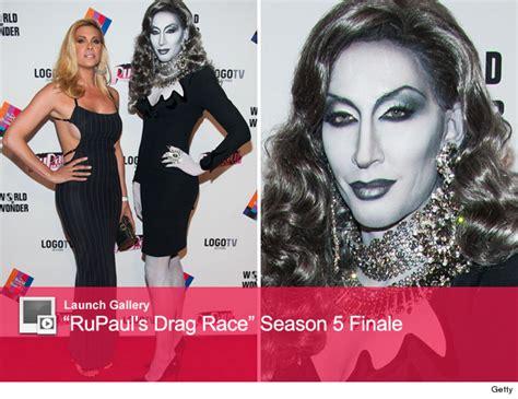 Detox Grey Look Rupaul Reunited by Simply Amazing Drag Detox S Monochromatic Makeup
