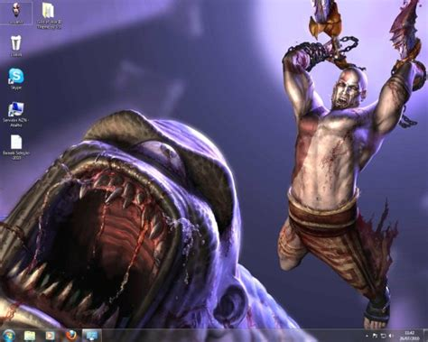 themes of god for window 7 god of war 3 theme for windows 7 download