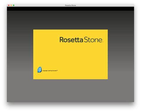 rosetta stone free rosetta stone totale 4 5 5 free download for mac macupdate