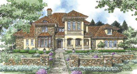 home plan chadbryne sater design collection