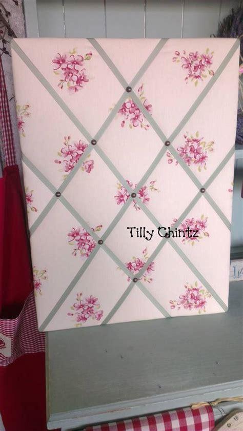 Handmade Notice Board - handmade floral memo notice board by primitive