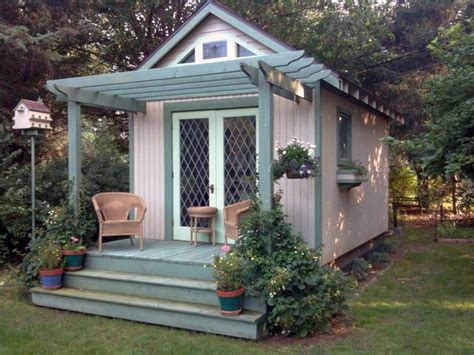 she sheds are the female equivalent of man caves the forget man caves quot she sheds quot are the hot new female