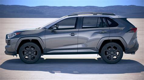 2020 Toyota Rav4 Trd Road by Toyota Rav4 Trd 2020 Road
