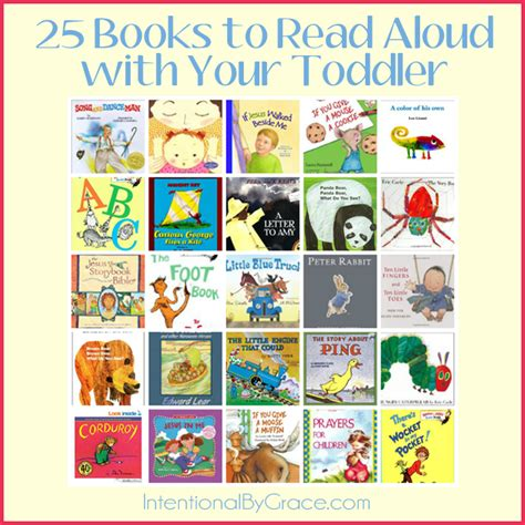 books read aloud 25 books to read aloud with your toddler intentional by