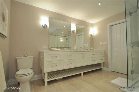 spa like bathroom vanities beautiful spa like bathroom vanity painted in benjamin