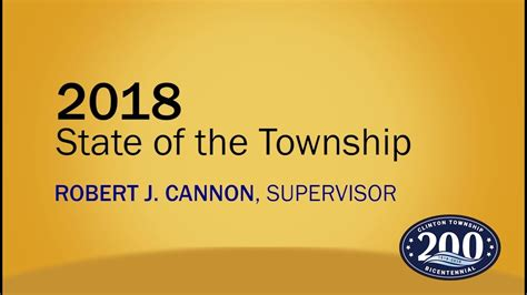 Township Lookup By Address The State Of The Township Address Clinton Township 2018