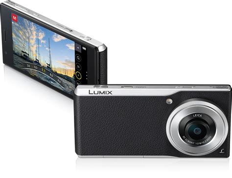 Hp Panasonic Lumix Dmc Cm1 world s slimmest phone panasonic lumix dmc cm1 launched smartntechs