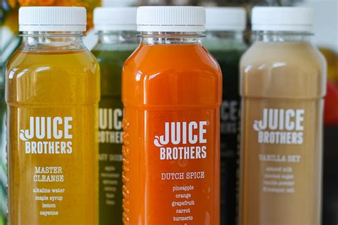 Jersey Juice Detox by Juice Brothers
