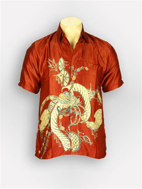 Seragam Pns Baju Pemda Pria Warna Cokleat Size L Celana batik kantor pria aryasena 34838 batik tanah abang