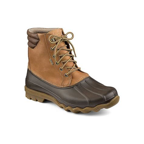 sperry boots sperry top sider sts12126 avenue duck boot