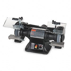 grainger bench grinder dayton grinder bench 6 in 4z672 4z672 grainger