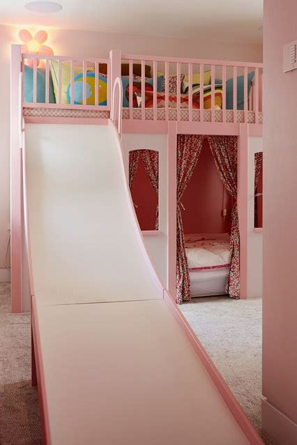 house of bedroom kids bed slide kids bedroom ideas design houseandgarden