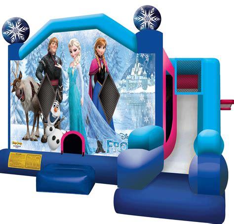 frozen house frozen combo party rental dallas tx