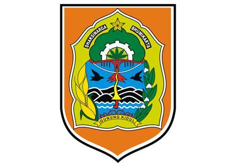 kabupaten gunung kidul logo vector format cdr ai eps